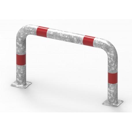 Odbojnica liniowa, średnica 48,3 mm - wysokość 600, szerokość 800